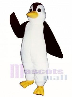Cute Playful Penguin Mascot Costume