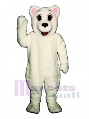 New Winter Bear Mascot Costume Animal