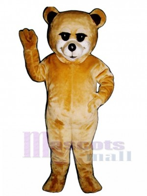 New Sunny Bear Mascot Costume Animal