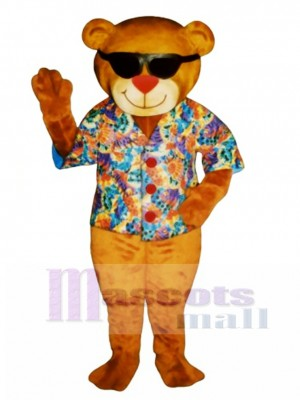 New Rare Bear Mascot Costume Animal