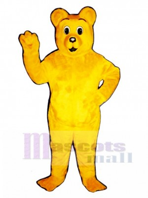 Little Boy Bear Mascot Costume Animal