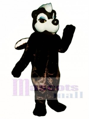 P.U. Skunk Mascot Costume Animal