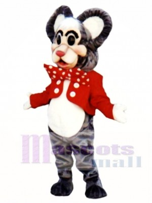 Skitter the Mouse Mascot Costume Animal