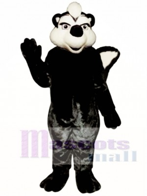 Stinky Skunk Mascot Costume