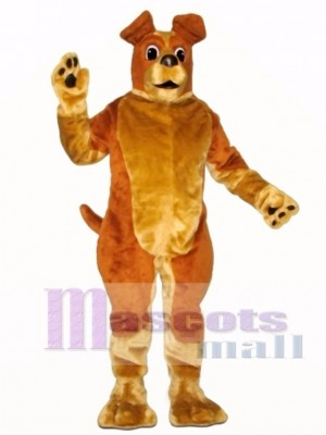 Cute Pound Puppy Dog Mascot Costume Animal