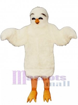 Cute Love Bird Mascot Costume Bird