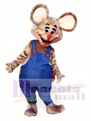Country Mouse Mascot Costume Animal