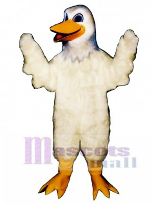 Cute Harold Bird Mascot Costume Bird