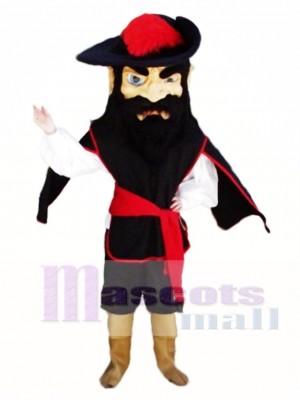 Fighting Cavalier Mascot Costume People