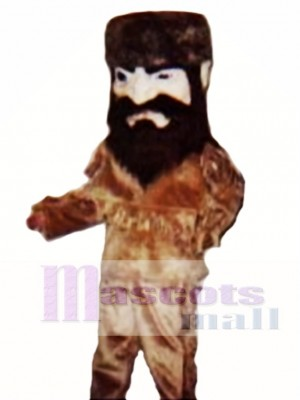 Mountain Man Mascot Costume People