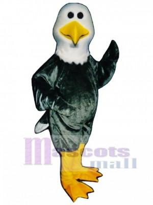 Cute Allen Albatross Mascot Costume Bird