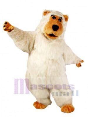 Boris Bear Mascot Costume Animal