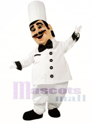 Chef Pierre Mascot Costume People