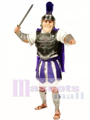 Troy Trojan Mascot Costume People