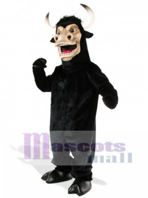 Cute Bull Mascot Costume Animal
