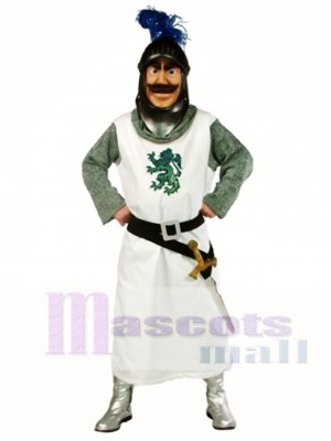 Knight Mascot Costume People