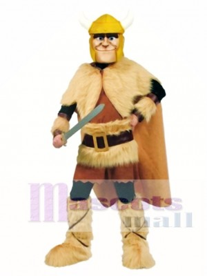 Viking Mascot Costume People