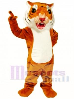 Big Cat Tiger Mascot Costume Animal