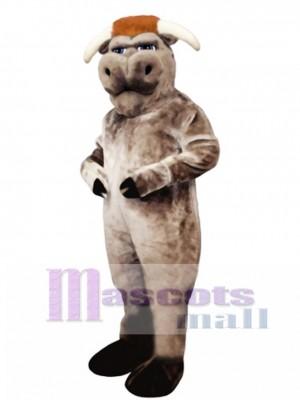 Cute Bully Bull Mascot Costume Animal