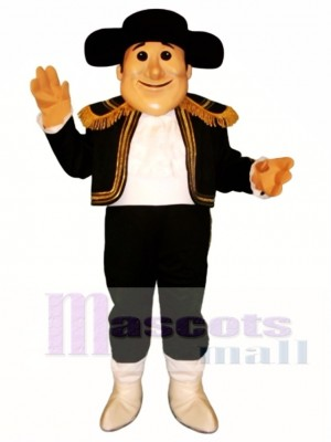 Matt Matador Mascot Costume People