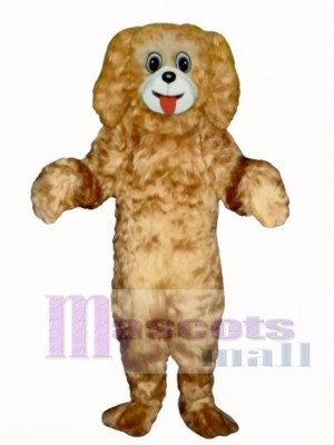 Cute Cocker Spaniel Dog Mascot Costume Animal