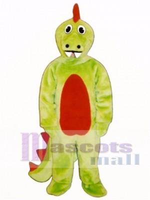Cute Dragon Mascot Costume Animal