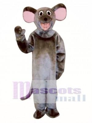 Cute Mouse Mascot Costume Animal
