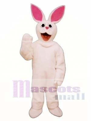 Cute Easter Bunny Mascot Costume Animal
