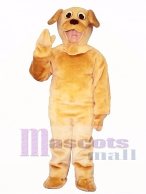 Cute Puppy Dog Mascot Costume Animal