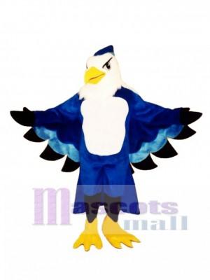 Cute Thunderbird Mascot Costume Bird