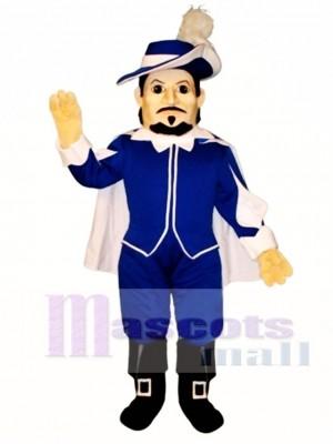 Spanish Captain Mascot Costume People