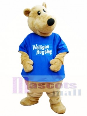 Brown Bear Mascot Costume Bear Mascot Costumes Animal Animal