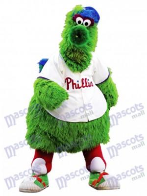 Phillie Phanatic Baseball Team Mascot Costume