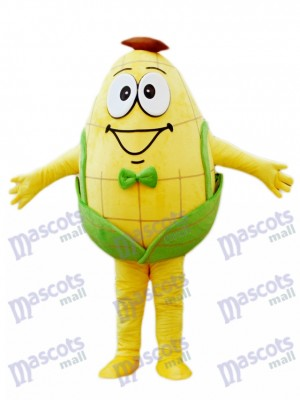 Corn Mascot Costume Cartoon