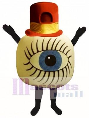 Crawling Eye Mascot Costume