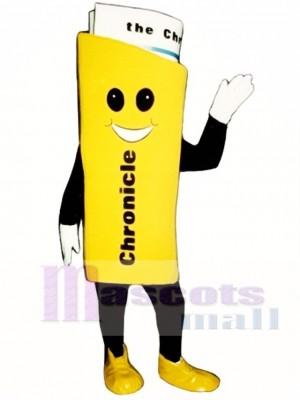 Good News/Newspaper Mascot Costume