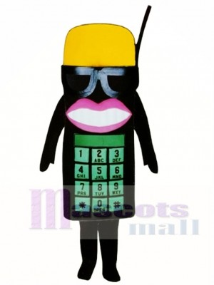 Cell Phone Mascot Costume