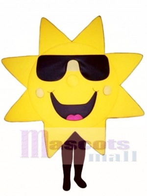 Sunshine Mascot Costume