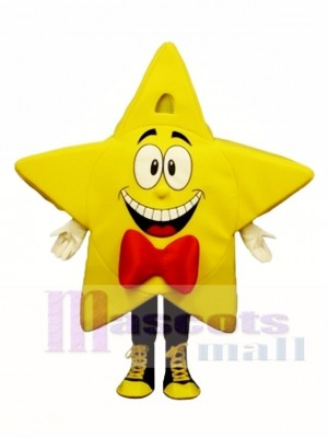 Comic Star Mascot Costume