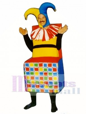 Jack in The Box Mascot Costume