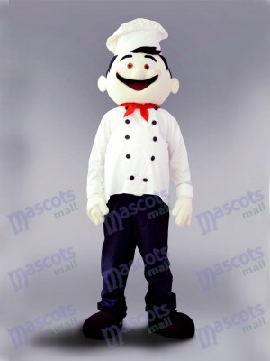 New Restaurant Food Promotion Chef Cook Mascot Costume