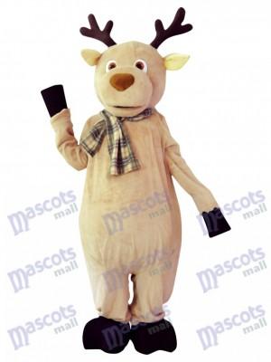 Deer Mascot Costume Animal