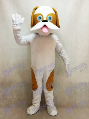 Big Spotted Dog Mascot Costume