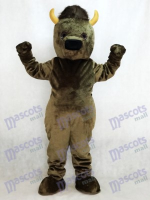 Buffalo Bison Mascot Costume