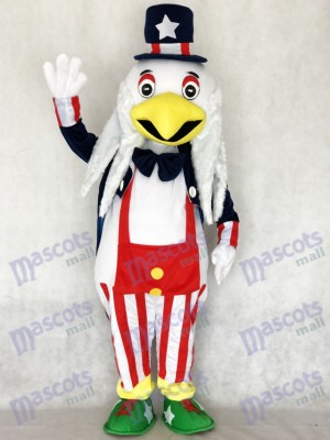 American Eagle Mascot Adult Costume Cartoon