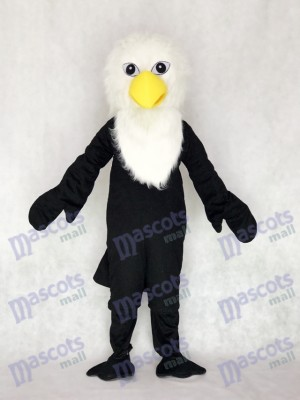 Black Eagle Eagles Mascot Adult Costume Animal Animal