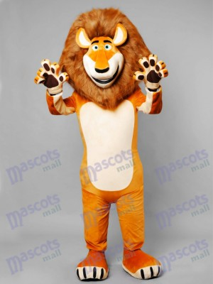 Madagascar Lion Mascot Costume Animal