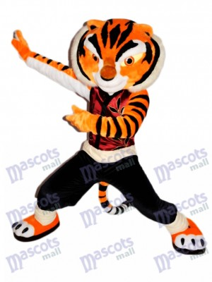 Tigress Tiger Kung Fu Panda Mascot Costume Animal