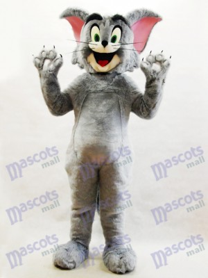 Tom Cat Adult Mascot Costume Animal