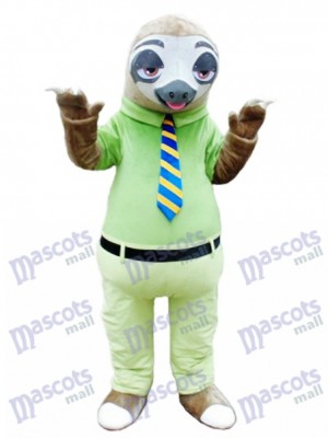 Mr. Sloth Mascot Costume Animal